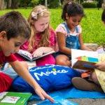 Já transformamos mais de 100 mil crianças em autores de verdade!