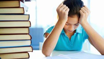 Dificuldade de aprendizagem em sala de aula,.