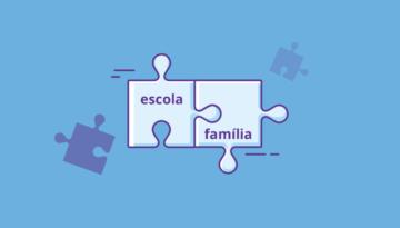 Imagem mostrando como comunicação família e escola pode ser melhorada com agenda digital