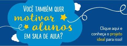 Banner para levar para o site do maior projeto de incentivo à leitura do Brasil.