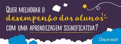 Banner para acessar o site do projeto que ajuda na aprendizagem significativa dos alunos.
