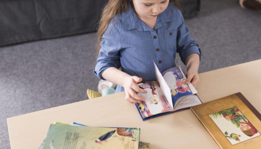 Dia Internacional do Livro Infantil na sala de aula