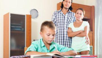 pais e escola para combater o bullying
