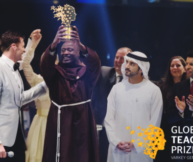 Global Teacher Prize 2019