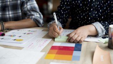 Escola desenvolve design thinking na educação.