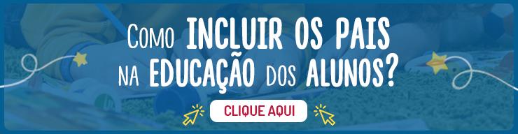 Banner para download do e-book sobre participação dos pais na escola.
