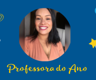 Daniela - Professora do Ano - Estante Mágica
