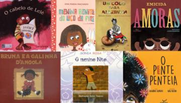 Livros sobre a representatividade racial
